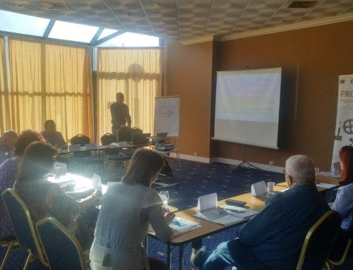 PRO-PACT o organizat prima acțiune de instruire a ONG-urilor și partenerilor sociali: trainingul ELABORAREA POLITICILOR PUBLICE