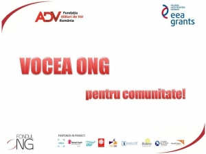 Vocea ONG banner